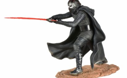 Diamond Select Toys Kylo Ren Premier Collection Statue vorgestellt