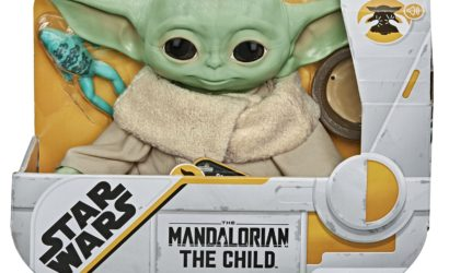 """Updates zu den vier """"The Child""""-Collectibles von Hasbro"""