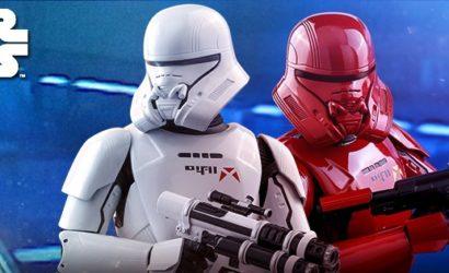 Hot Toys 1/6 Scale First Order- und Sith Jet Trooper vorgestellt