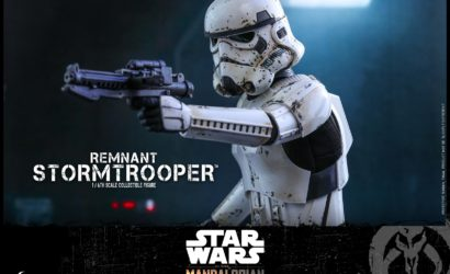 Alle Infos zur Hot Toys Remnant Stormtrooper 1/6 Scale-Figur