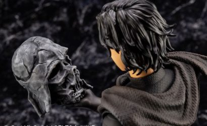 """Kylo Ren """"Cloaked in Shadows"""" für die Kotobukiya ArtFX Artist Series angekündigt"""