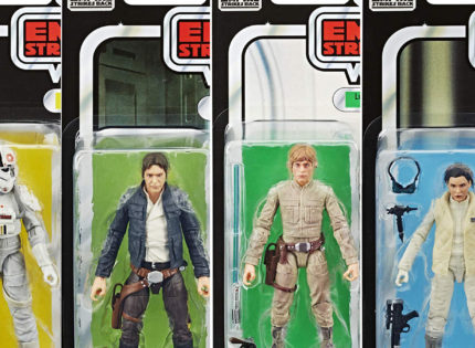 """Hasbro 6″ Black Series """"The Empire Strikes Back"""" 40th Anniversary Collection – alle Infos"""