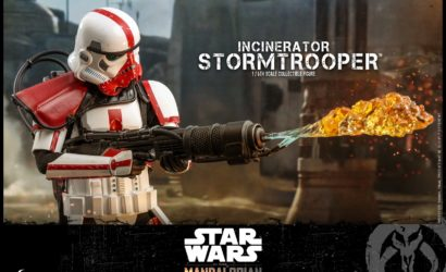 Alle Informationen zum Hot Toys 1/6 Scale Incinerator Stormtrooper