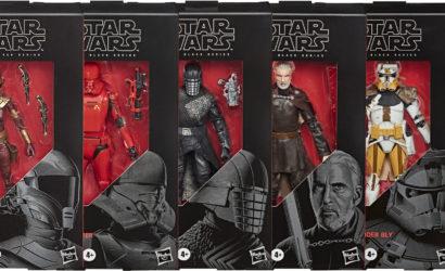 Hasbro Star Wars Black Series 6″ – Wave 24: Alle Infos und Bilder!