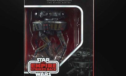 Offizielle Bilder zum Hasbro Black Series 6″ Imperial Probe Droid
