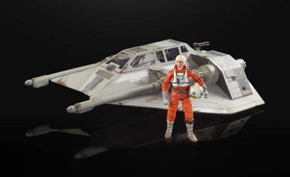 Alle Infos und Bilder zum neuen Hasbro Black Series 6″ Snowspeeder
