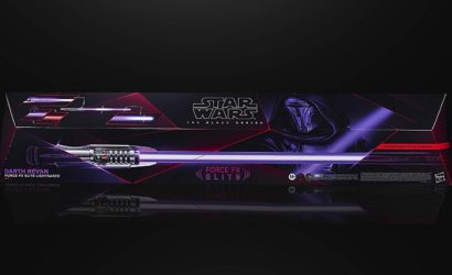 Neues Hasbro Black Series Force FX Elite Darth Revan-Lichtschwert angekündigt
