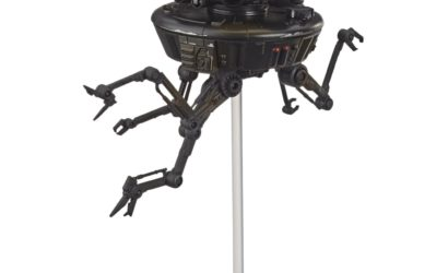 Hasbro Black Series 6″ Imperial Probe Droid ab sofort lieferbar