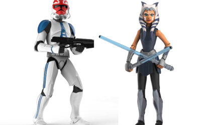 Zwei neue Hasbro Galaxy of Adventures 5″-Figuren vorgestellt