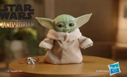 The Child als Animatronic Figure von Hasbro vorgestellt