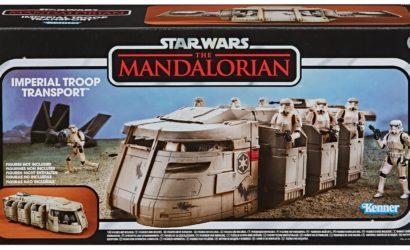 Alle Infos und Bilder zum Hasbro TVC 3.75″ Imperial Troop Transport