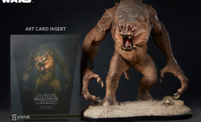 Review-Video zur Sideshow Collectibles Rancor Deluxe Statue