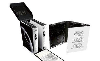 Die komplette Skywalker-Saga mit bis zu 40% Rabatt verfügbar