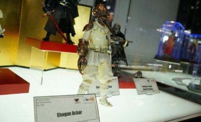 Tamashii Nations Meisho Movie Realization Admiral Ackbar ausgestellt