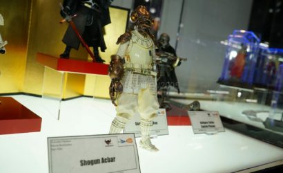 Tamashii Nations Meisho Movie Realization Admiral Ackbar ausgestellt