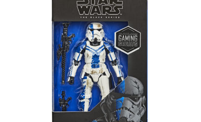 "Hasbro Black Series 6″ Stormtrooper Commander zu ""The Force Unleashed"" – offizielle Bilder"