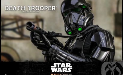 "Hot Toys bringt 1/6 Scale Death Trooper zu ""The Mandalorian"""