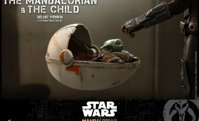 "Neues ""The Mandalorian & The Child"" 1/6 Scale-Set von Hot Toys vorgestellt"