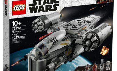 Alle Infos zur neuen LEGO Star Wars 75292 Razor Crest