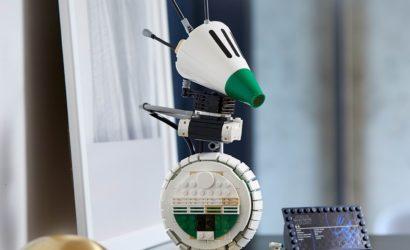 Alle Informationen und Bilder zum neuen LEGO Star Wars 75278 D-O