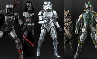 Neue Hasbro Star Wars-Actionfiguren hierzulande zur Vorbestellung verfügbar!