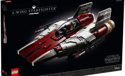 LEGO Star Wars 75275 UCS A-Wing ab sofort verfügbar