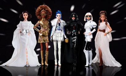 Neue Barbie x Star Wars-Puppen vorgestellt