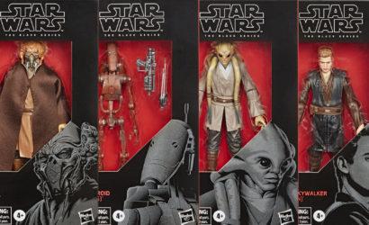 Hasbro Star Wars Black Series 6″ – Wave 25: Erste Bilder und Infos!