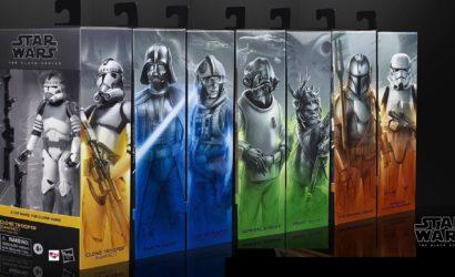 Hasbro 6″ Black Series: Neue Figuren und neues Verpackungsdesign