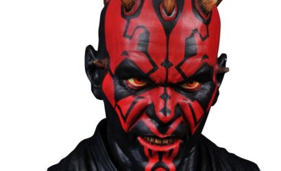Alle Infos zur Gentle Giant Darth Maul Legends in 3D-Büste