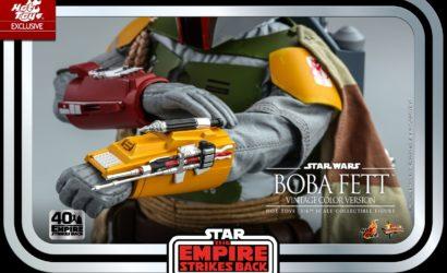 "Unboxing-Video zum Hot Toys 1/6 Scale ""Vintage"" Boba Fett"
