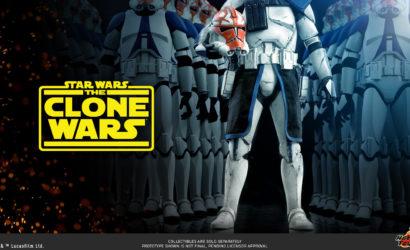 Hot Toys kündigt Collectibles zu The Clone Wars an