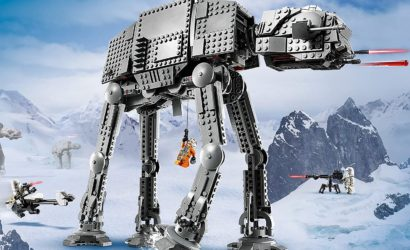 Alle Infos und Bilder zum LEGO Star Wars 75288 AT-AT