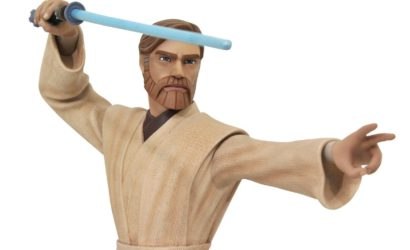 Gentle Giant Obi-Wan Kenobi Animated Mini Bust vorgestellt