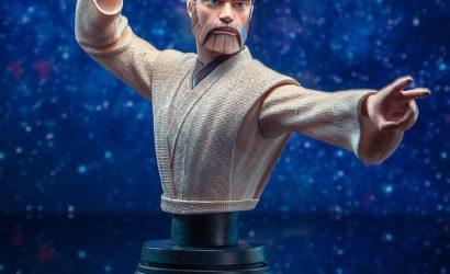 Gentle Giant Obi-Wan Kenobi Animated Mini Bust: Finale Produktbilder vorgestellt