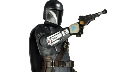 Gentle Giant The Mandalorian (Beskar) Premier Collection Statue vorgestellt
