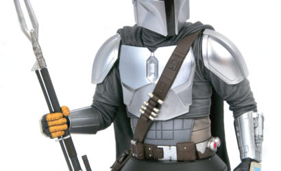 The Mandalorian MK3 Mini-Büste als Gentle Giant SDCC 2020-Exclusive