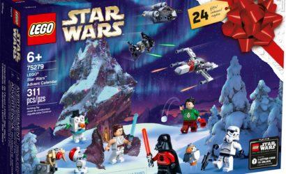 Alle Infos zum LEGO 75279 Star Wars Adventskalender 2020