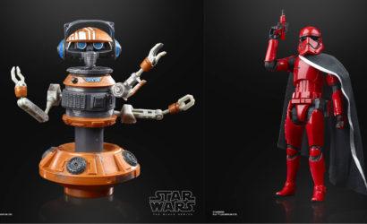 """Zwei neue Hasbro Black Series 6″-Figuren für die """"Trading Outpost Collection"""""""