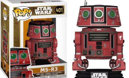 "Funko POP! M5-R3 als ""Trading Outpost""-Collectible angekündigt"