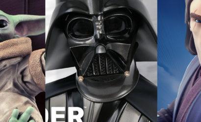 Drei neue Star Wars Collectibles von Gentle Giant angekündigt