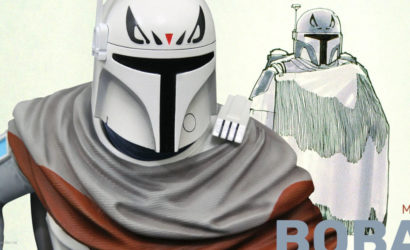Gentle Giant Boba Fett (McQuarrie Concept) Mini-Büste als SDCC 2020 Exclusive