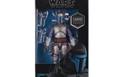 Bilder und Infos zum Hasbro Black Series 6″ Gaming Greats Jango Fett