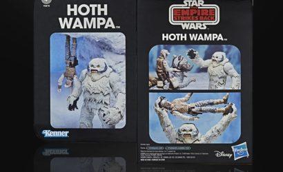 Neuer Black Series 6″ Wampa von Hasbro präsentiert