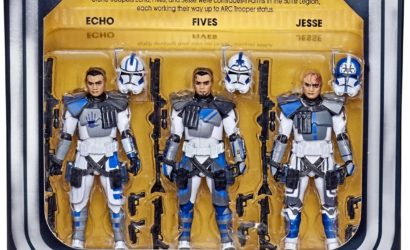 Hasbro 3.75″ Vintage Collection 501st Legion ARC Troopers: Bei Amazon gelistet