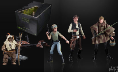 Review-Video zum neuen Hasbro Black Series 6″ Heroes of Endor-Set