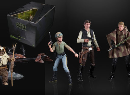 Hasbro Black Series 6″ Heroes of Endor-Set: Alle Infos zum PulseCon 2020-Exclusive