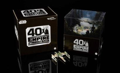 Neuer Hot Wheels Dagobah X-Wing als SDCC 2020 Exclusive vorgestellt