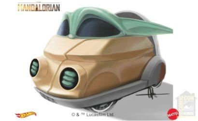 Hot Wheels The Child Character Car enthüllt