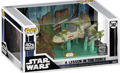 "Funko POP! ""A lesson in the force"" aufgetaucht"
